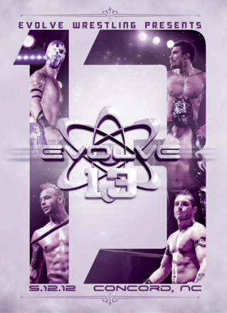 EVOLVE 13 Front Cover